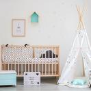 Estrellita la Valiente, aires nórdicos para el dormitorio infantil