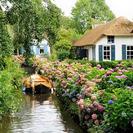 Giethoorn: Un pueblo en Holanda que no tiene calles