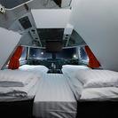 Hoteles originales: Duerme en un avión