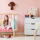 Flexa, mobiliario infantil que evoluciona a la vez que tu hijo