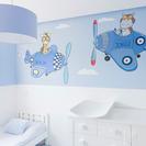 Decora su habitación con los murales de Gema López