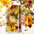 DIY: Funda para el móvil con flores naturales