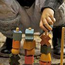 Les Jouets Libres, juguetes vintage de madera