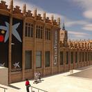 Juegos de construcción en Caixaforum de Madrid