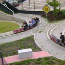 Carrileiros, parque ferroviario familiar en Galicia