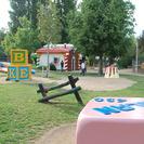 Parque infantil de cuento de Hadas en Malgrat de Mar