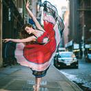 Impresionantes fotos de bailarines en Nueva York