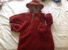 Saco de bebé marca Napapijri Talla 6-9 meses