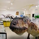 Museo del dinosaurio en Burgos