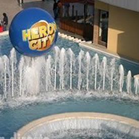 heron city valencia: