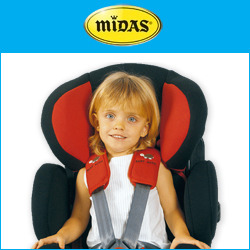 Sillas de coche Midas