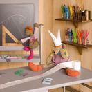 Juguetes y peluches decorativos para dormitorios de bebé