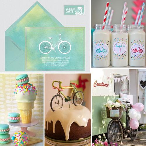 Biciclototones - Ideas para fiestas de cumpleanos originales ...