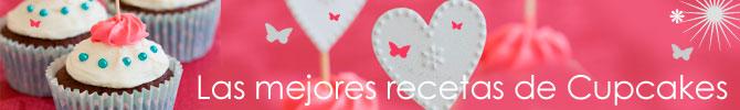 Las Mejores Recetas de Cupcakes