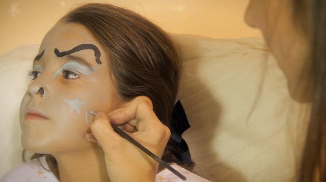 Maquillaje de bruja facil images for Como pintarse de bruja guapa