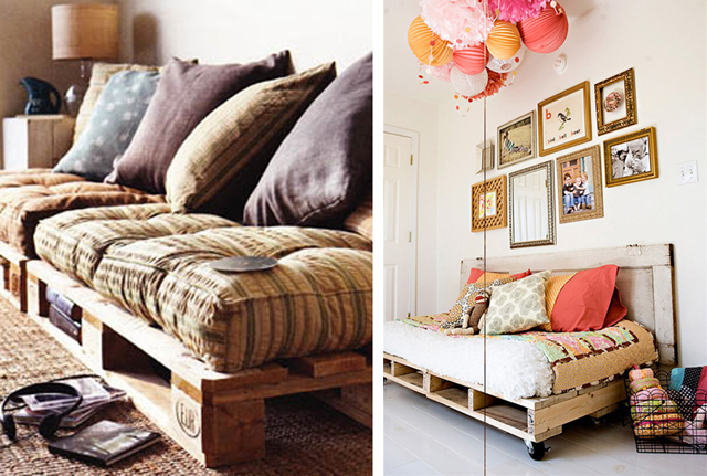 Palets Decoracion Terraza ~ Ideas para decorar terrazas y azoteas  Tu casa y tu jard?n  Mujer