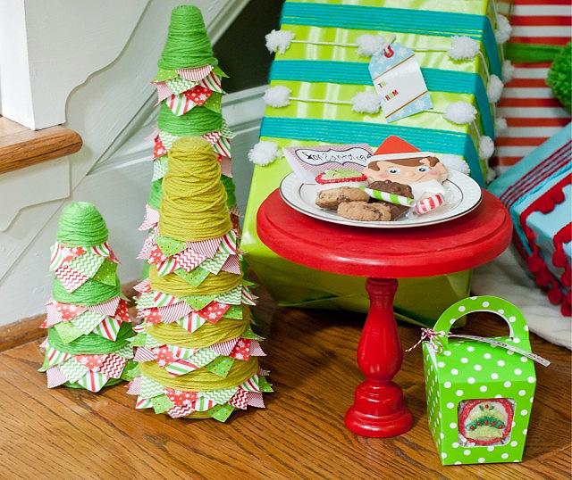 Decoracion Infantil Navidad ~ Fiesta infantil inspirada en los elfos de Navidad  Inspiraci?n e