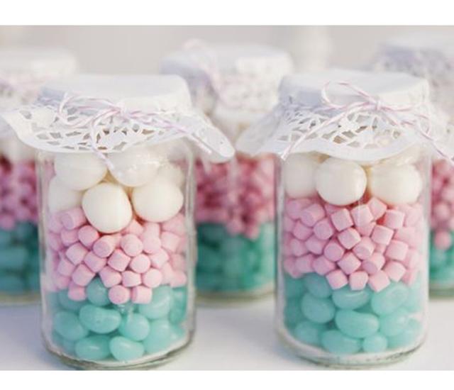 Wedding Door Gift Ideas Diy : Decora tus fiestas con blondas - Decoracion y pinatas - Cumpleanos ...