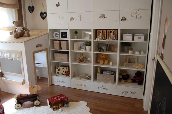 decorar interiores juegosIdeas para decorar un cuarto de juegos para