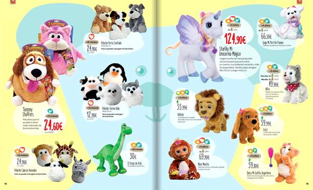Catalogo de juguetes - Folleto juguetes carrefour ...
