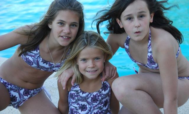 ... 2010-Trajes de Baño y Bikinis para Niñas y Niños: La Petisa