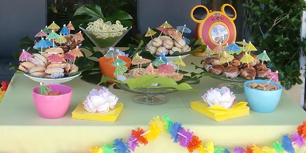 Decoracion Hawaiana Para Cumpleanos