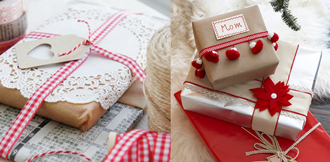 Image gallery ideas regalos navidad - Envolver regalos de forma original ...