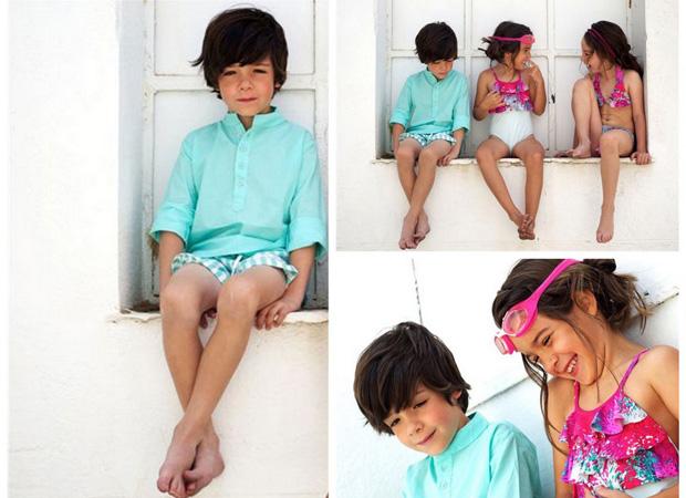 Baño En Ninos Con Fiebre:estas camisas en turquesa son favorecedoras y mezcladas con el traje
