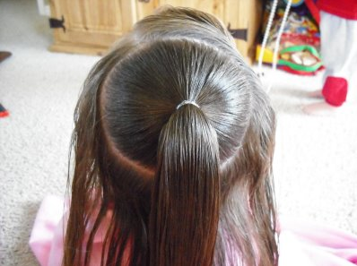 Peinados Infantiles Primera Comunion