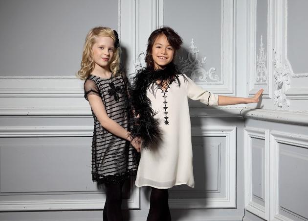 Baños Para Ninos Rebeldes:Dino e Lucia vuelven al cole Moda chic para niñas – Moda infantil