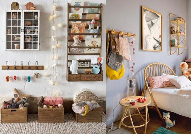 decoracion vintage estilo vintage para el cuarto del beb habitacin beb bebs