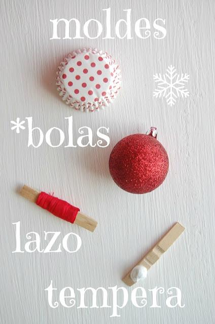Adornos rbol de navidad manualidades para navidad - Como hacer adornos para la navidad ...