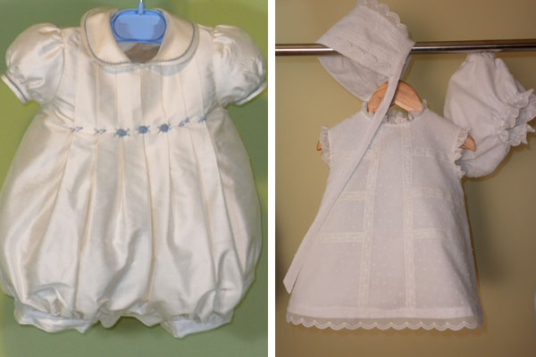 Como hacer un traje de bautizo imagui - Como preparar un bautizo ...