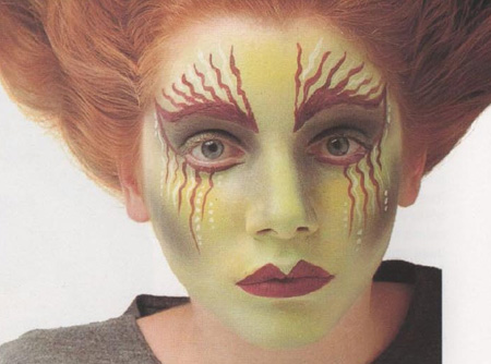 Maquillaje de bruja pintura cara pinterest maquillaje - Pinturas para halloween ...