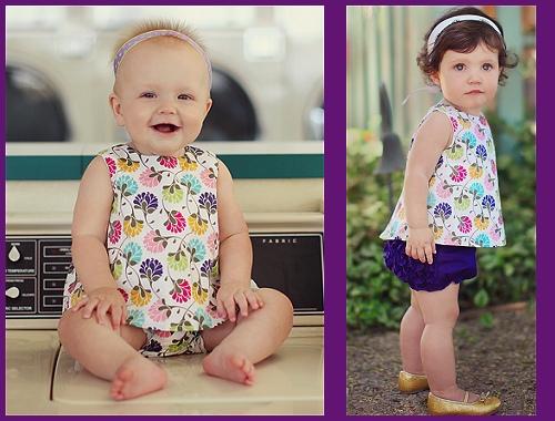 Braguitas para bebés y vestidos en Ruffle Butts - Ropita de bebe ...