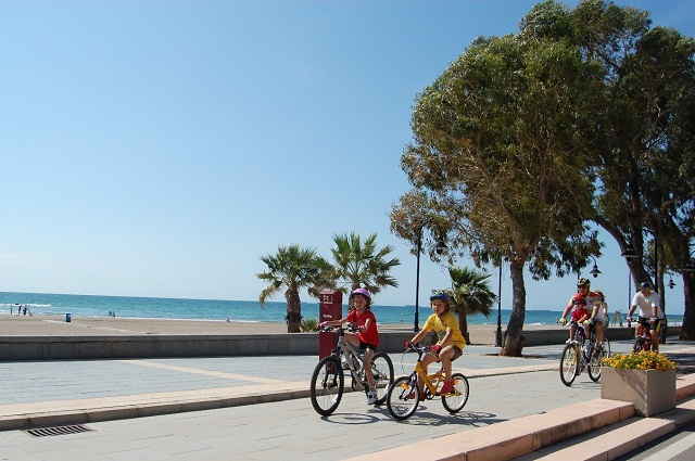 Carril bici Benicassim