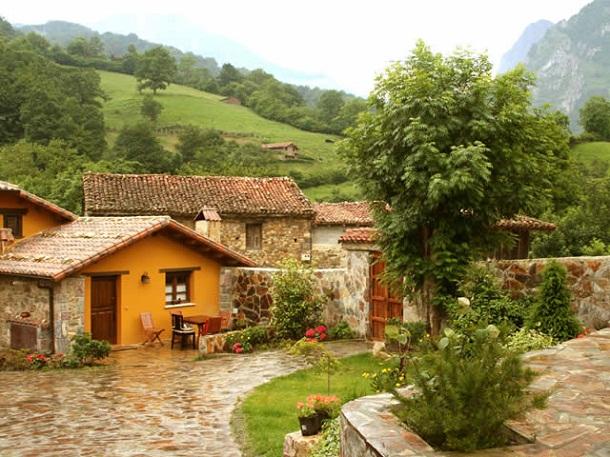 Casas rurales hoteles y turismo rural en asturias review - Hoteles casas rurales ...