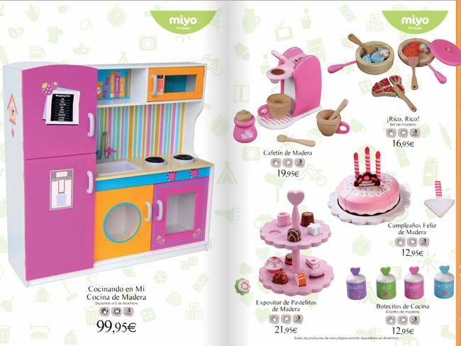 el catalogo de juguetes: