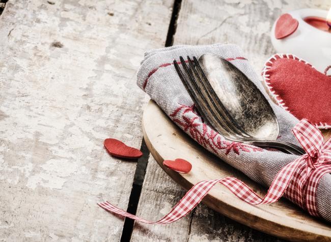 Cena rom ntica de san valent n ideas para una cena - Cena romantica ligera ...