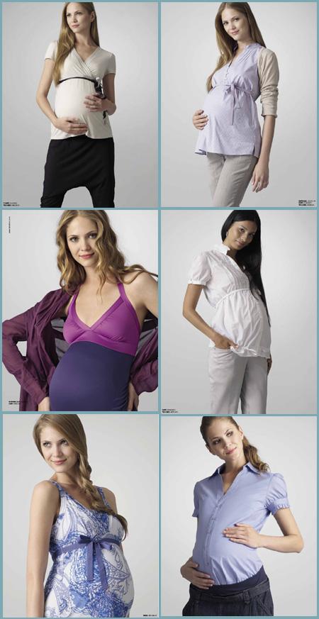 Ropa premama online moda para embarazadas de benetton for Ropa interior benetton