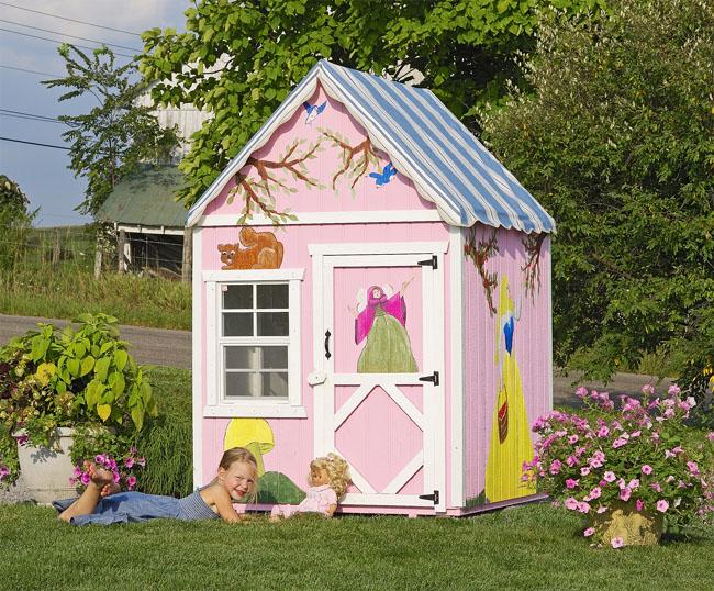 Casas prefabricadas madera casas de madera para ninas - Casitas para ninas ...