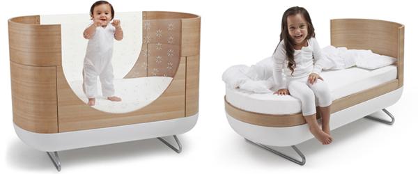 Cunas para bebés. Cuna convertible Pod Cot en Ubabub.com - Cunas ...