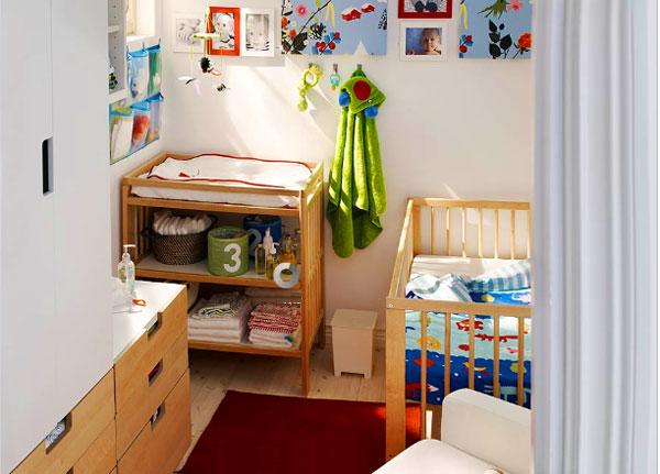 CUNAS Y DECORACION INFANTIL EN IKEA