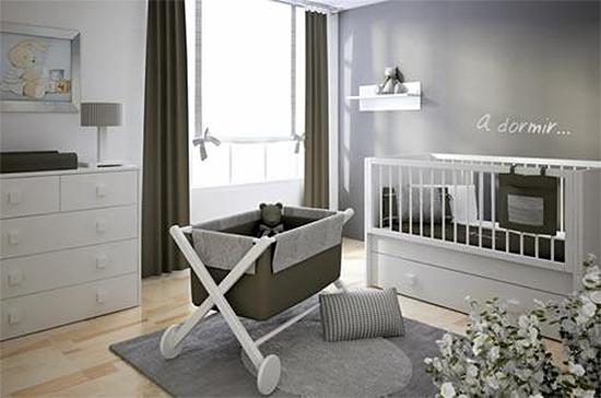 decoracion habitacion pequea bebe nace decobebs habitacin beb bebs todo sobre los bebs