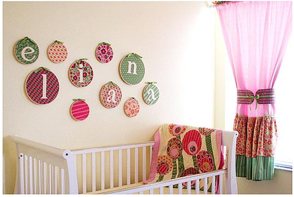 Como hacer decoraci nes para cuartos de beb s imagui - Decoraciones para bebes ...