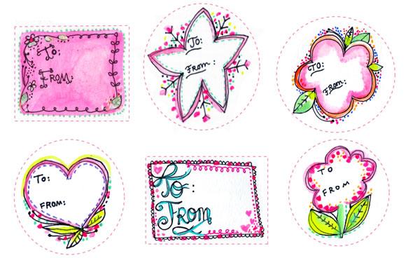 Etiquetas para nombres para imprimir imagui - Etiquetas para regalos para imprimir ...