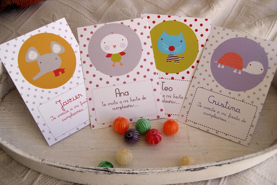 ... tarjetas de cumpleaños para imprimir. Haciendo el Indio