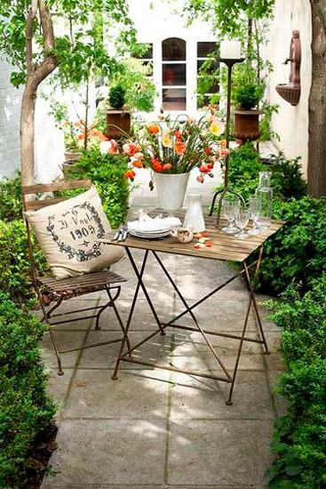 Buscando inspiraci n para el jard n plantas for Ver casas con jardines