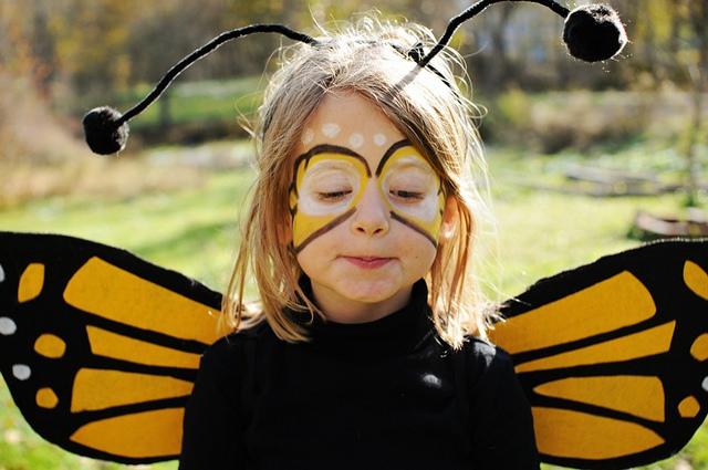 Disfraces De Mariposa Para Ninas