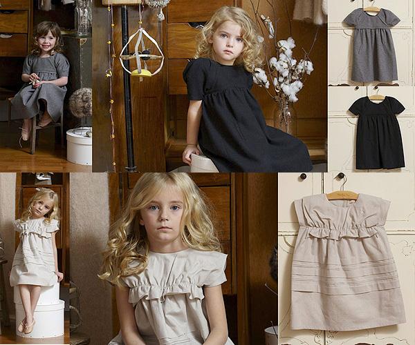 Marilyn Tov. Tiernos vestidos para niñas. Tienda online - Moda ...
